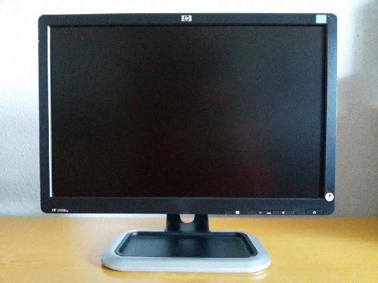 """Monitor hp. 19""""."""