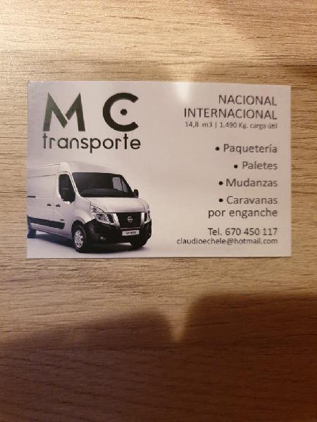 Mudanzas y transporte