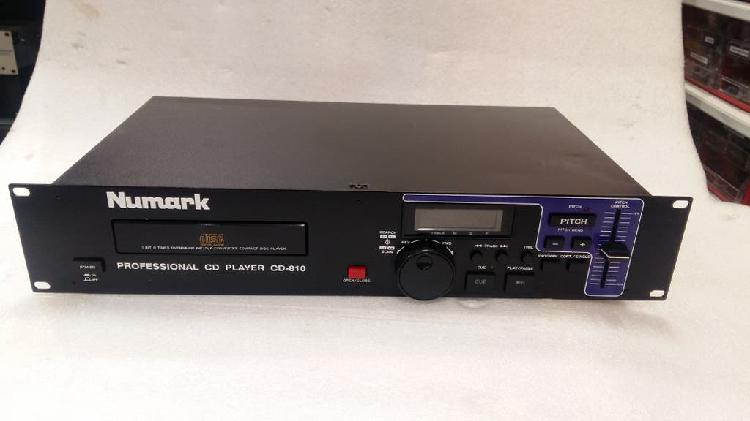 Numark professional cd player cd-810