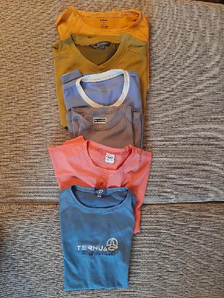 Pack samarretes tècniques / camisetas tecnicas