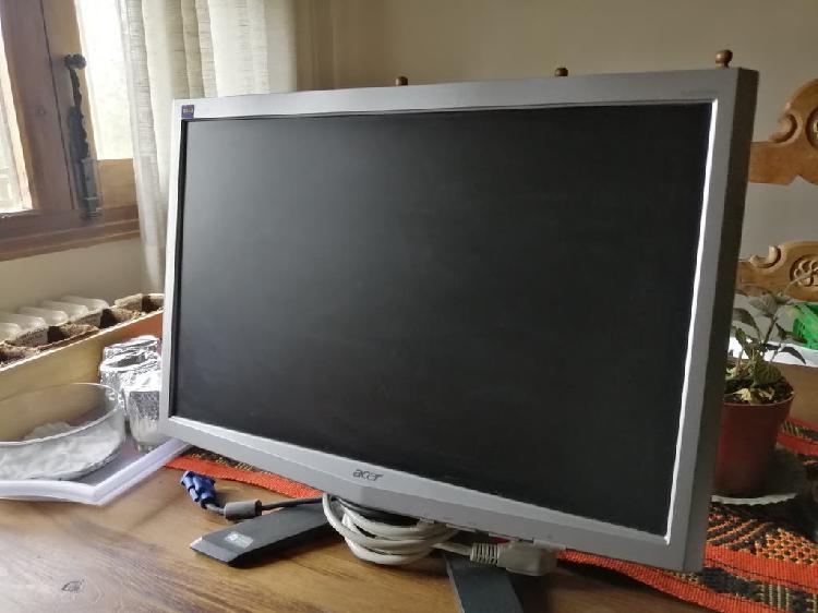 Pantalla ordenador acer monitor lcd noviembre 2007