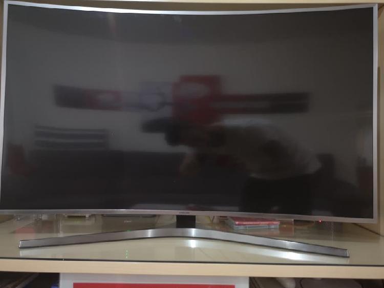 "Samsung 49"" uhd 4k curve smart tv"