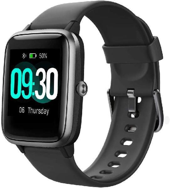 Smartwatch,reloj inteligente con pulsómetro,cronóm
