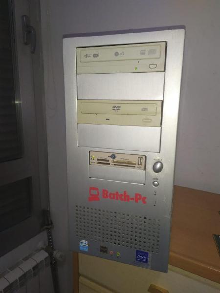 Torre ordenador intel pentium d 945 a 3. 40ghz