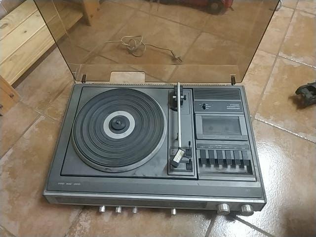 Tocadiscos,radio,cassette Philips
