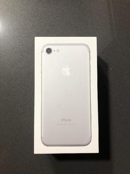 Iphone 7 32gb blanco