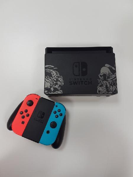 Nintendo switch edición limitada
