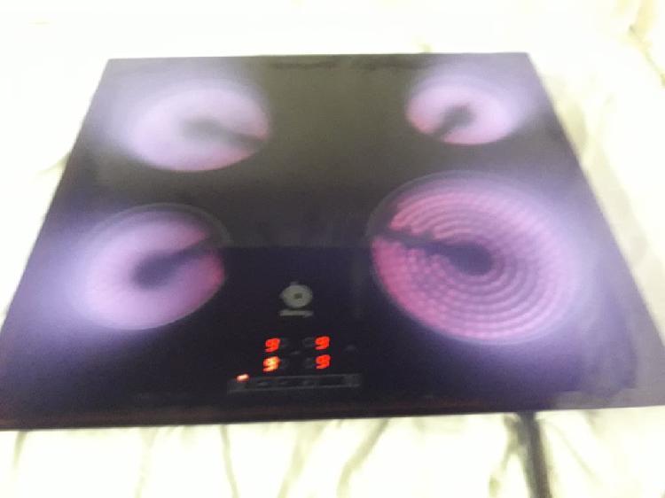 Placa vitrocerámica balay