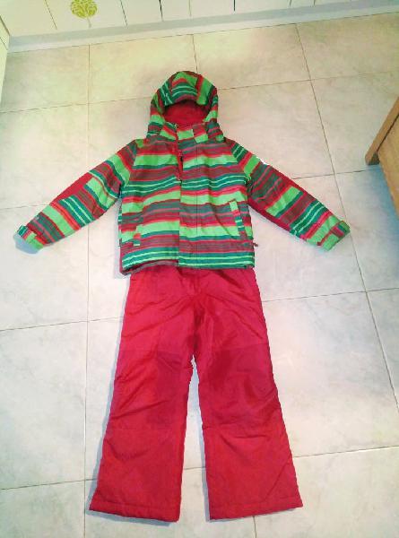 Ropa esquí infantil talla 7 (122)