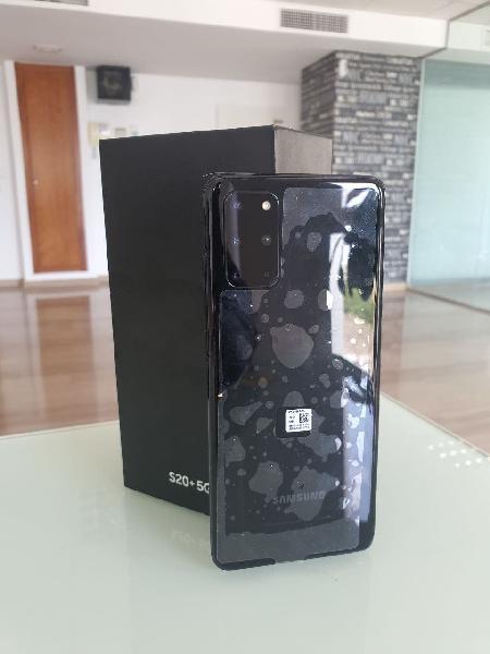 Samsung s20+ 128gb 5g negro
