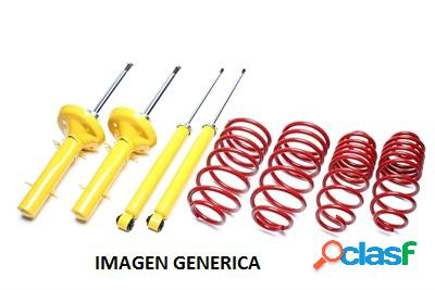 Kits amort-muelles opel omega tipo-a año 09/86 - 04/94 * 4 zylind
