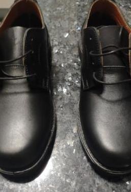 2 pares de zapatos piel 38/39