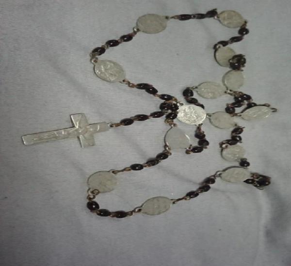 Antiguo rosario via crucis - con sus 14 estaciones