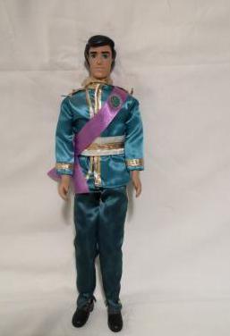 Años 90. príncipe eric, la sirenita