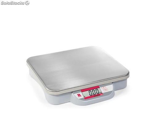 Bascula digital portatil ohaus c11p20 20 kg