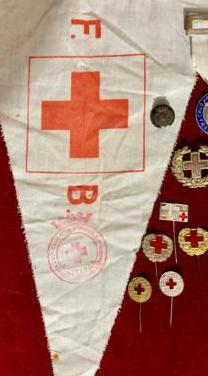 Cruz roja, guerra civil y franquismo