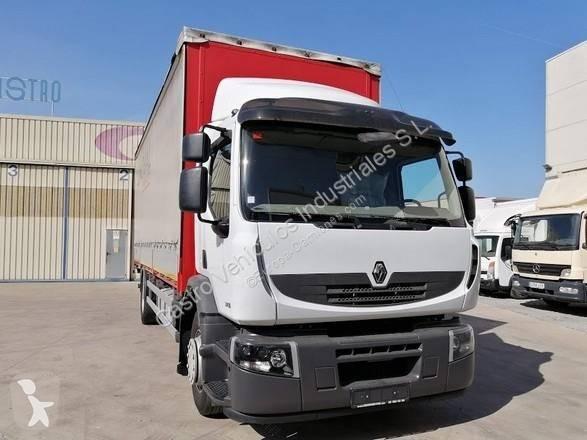 Camión renault lona corredera (tautliner) premium 310.18