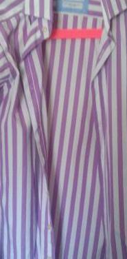 Camisa manga larga hackett de gemelos