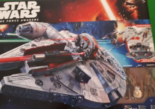 Halcon milenario star wars nuevo