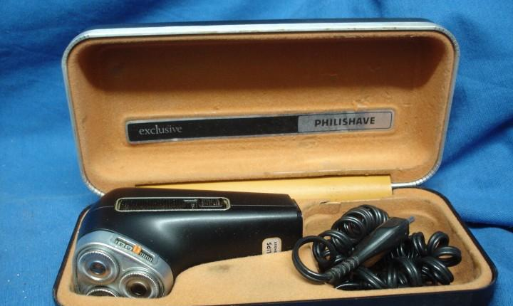 Maquina de afeitar philips mdlo. 1121 - made in spain