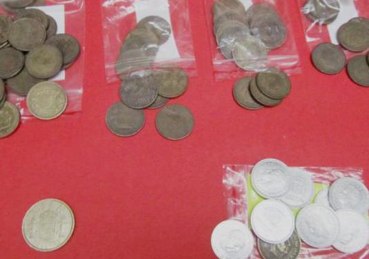 Monedas antiguas (españa)