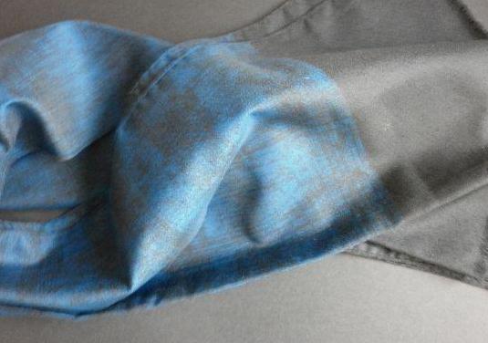 Pañuelo bufanda vintage para hombre años 60