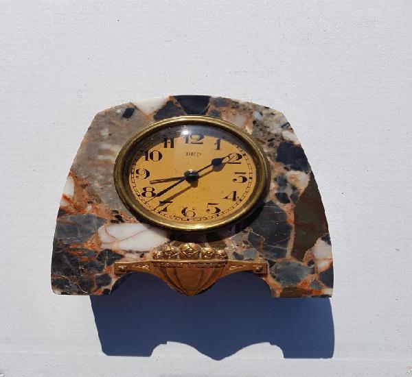 Reloj art deco joya pieza muy especial e inusual años 20