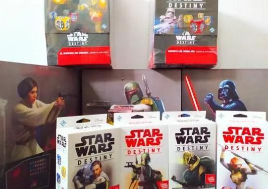 Star wars destiny® pack (trading cards)