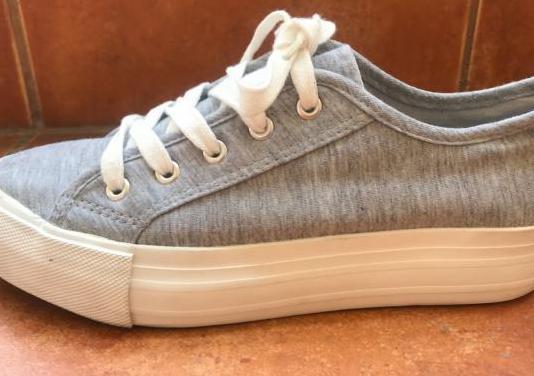Zapatillas de tela talla 38