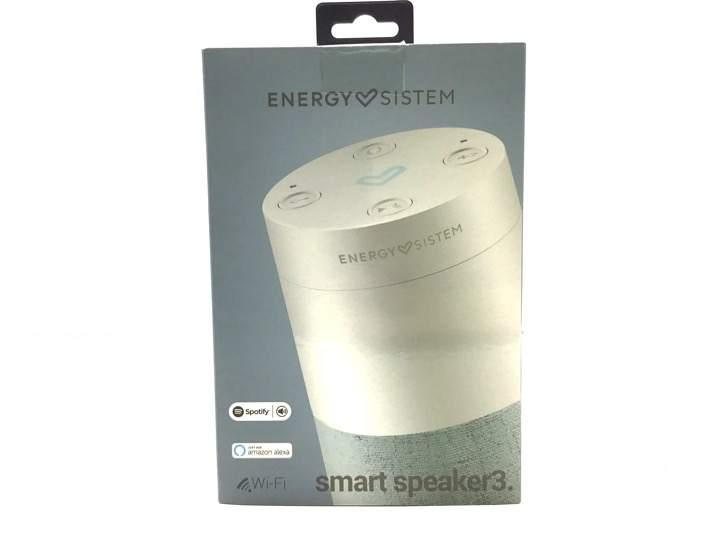 Altavoz portatil bluetooth energy sistem smart speaker 3