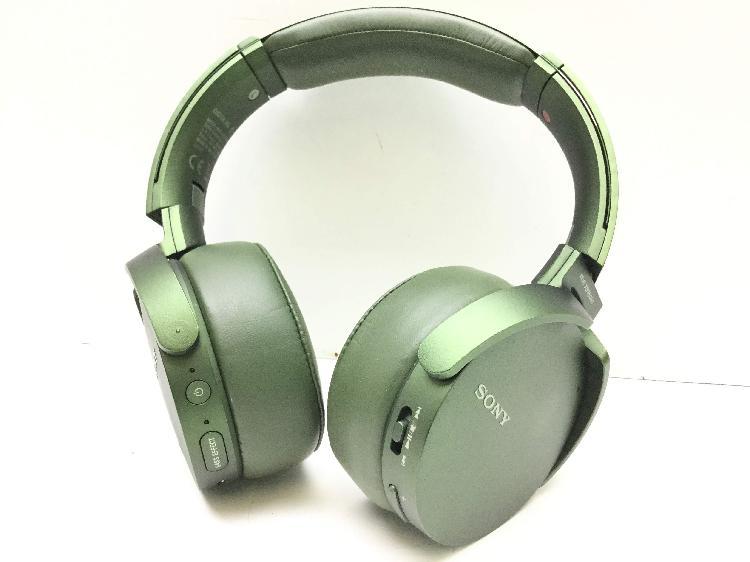 Auriculares hifi sony mdr-xb950n1