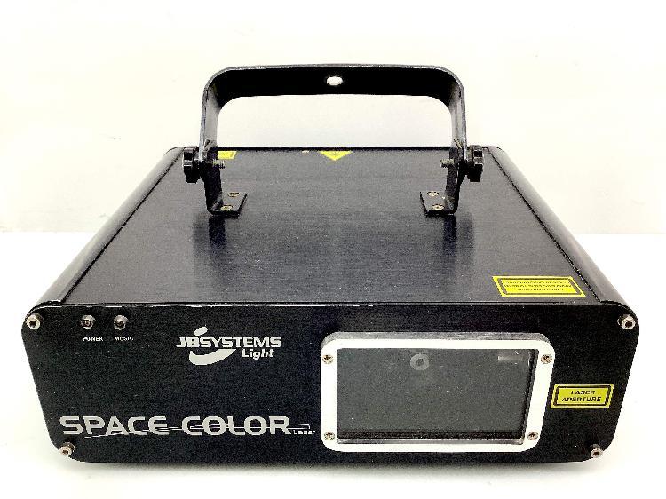 Efecto laser jbsystems space color laser