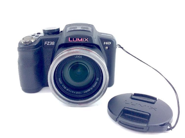 Otras camaras digitales panasonic dmc-fz38