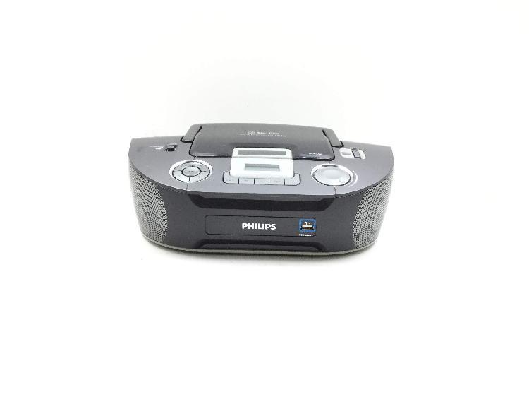 Radio cd cassette philips az1834