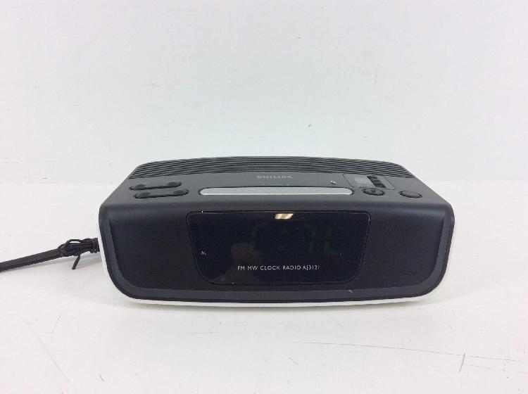 Radio despertador philips aj3121/12