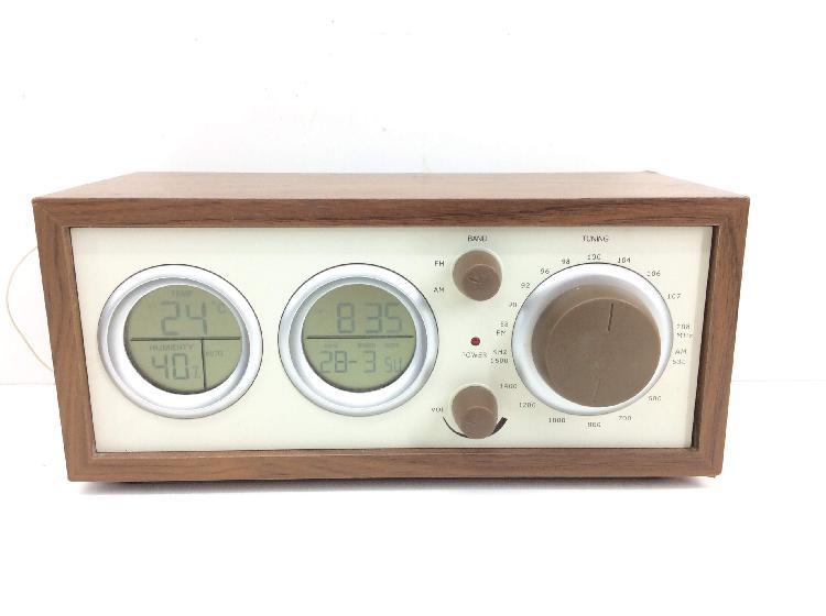 Radio multibanda lauson madera