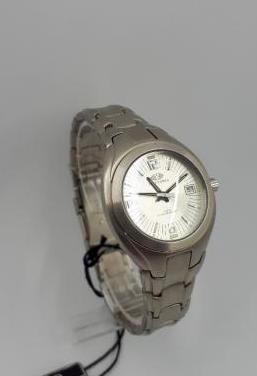 Reloj en acero original sra time force
