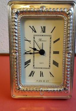 Reloj florence plata de ley
