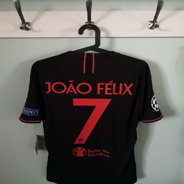 Atlético de matrid player issue match un worn t. l