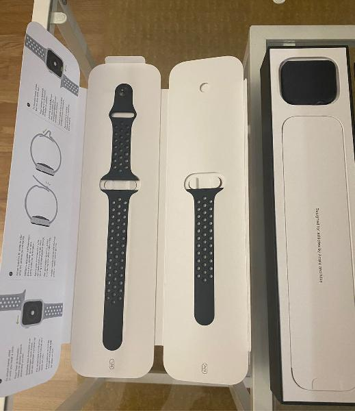 Apple watch series 5 de 44mm (lte+gps)