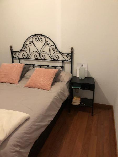 Cama canapé colchón completa 135