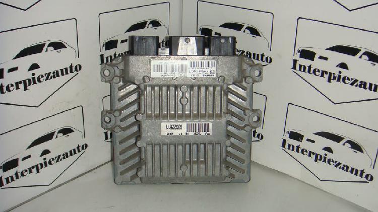 Centralita ecu motor peugeot sid801a 5ws40104ct