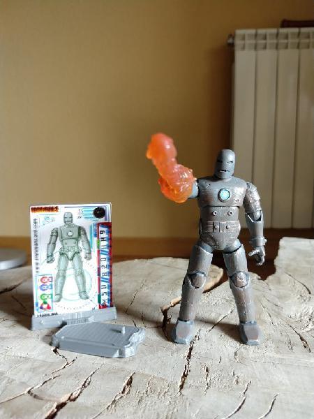 Classic iron man 2 comic series