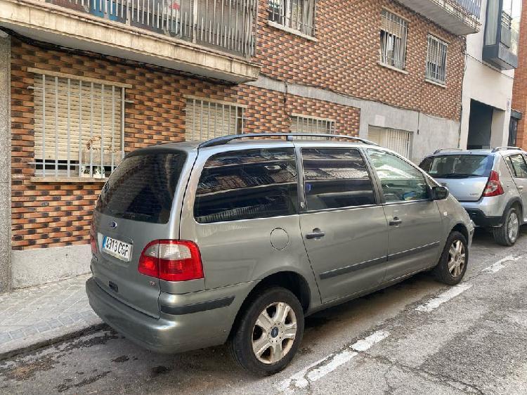 Ford galaxy tdi 7 plazas