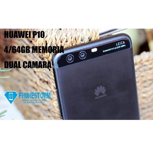 Huawei p10 original libre garantia tienda fisica