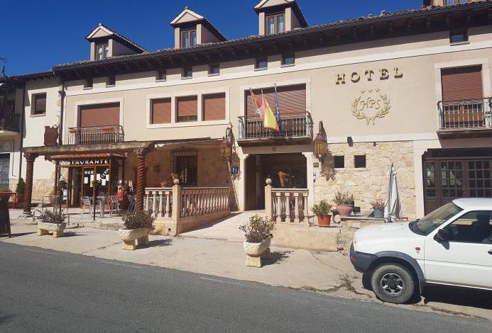 Hotel rural *** con restaurante