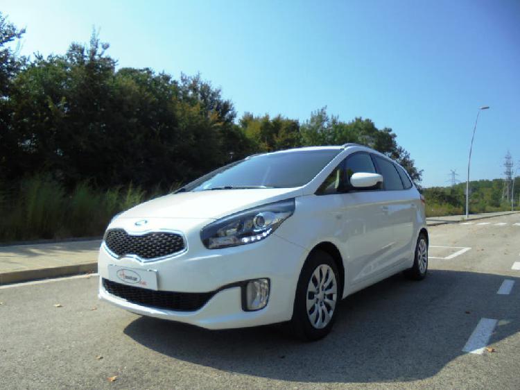 Kia carens 1.7crdi 115cv*garantia oficial*enganche