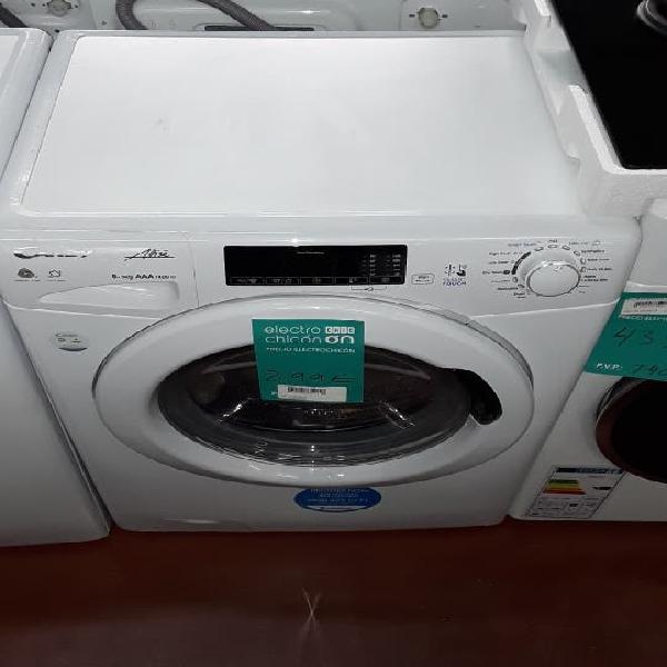 Lavadora secadora candy gcsw485t 8 + 5 kilos 1400