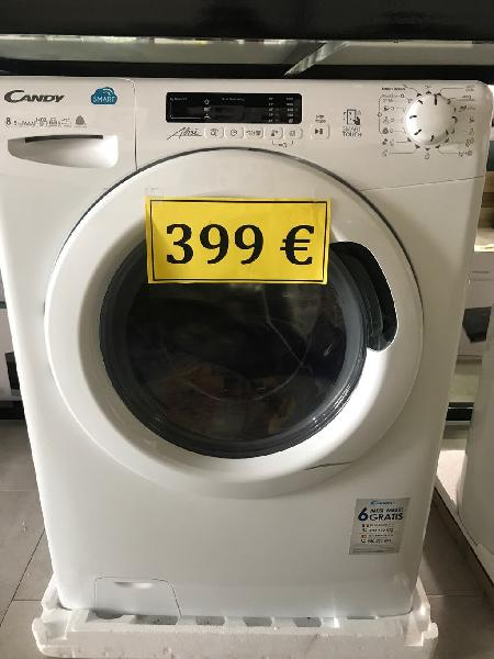 Lavadora secadora candy nueva