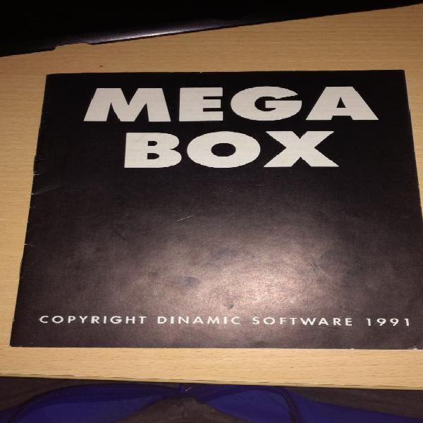 Libreto megabox dinamic 1991